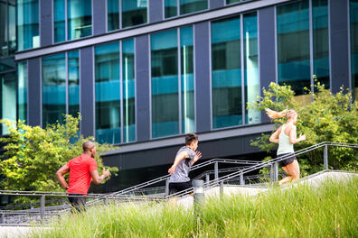 Running club - corporate wellness