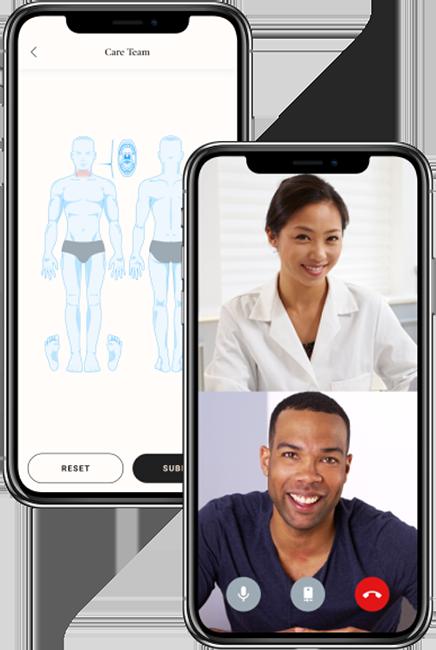 Application mobile Dialogue