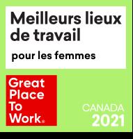 Meilleurs Lieux de Travail pour les femmes